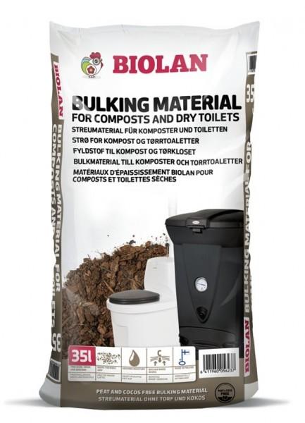 Biolan Streumaterial